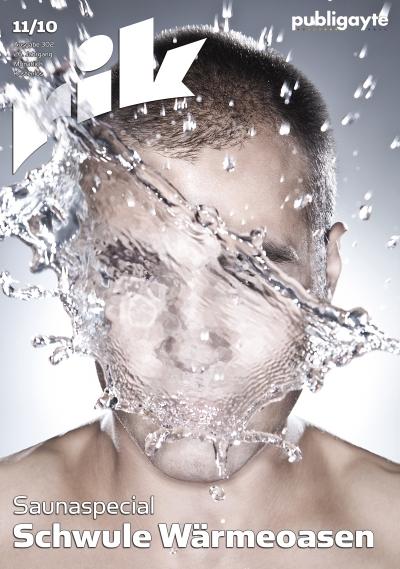 Editorial Design: Cover rik 11.10 / Foto: Fotolia