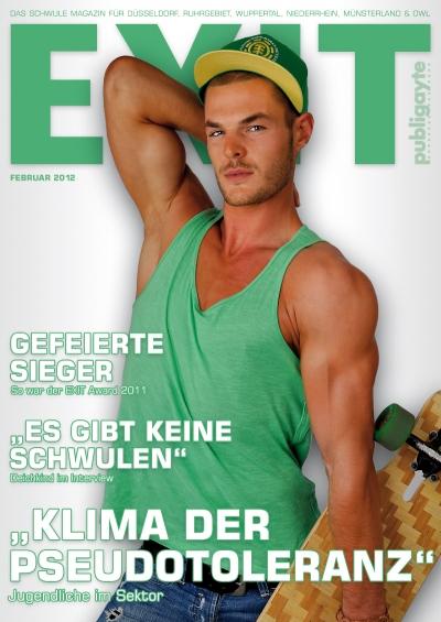 Cover EXIT 02.12 / Foto: TeeJott