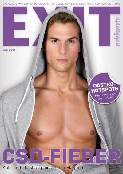 Cover EXIT 07.12 / Foto: TeeJott