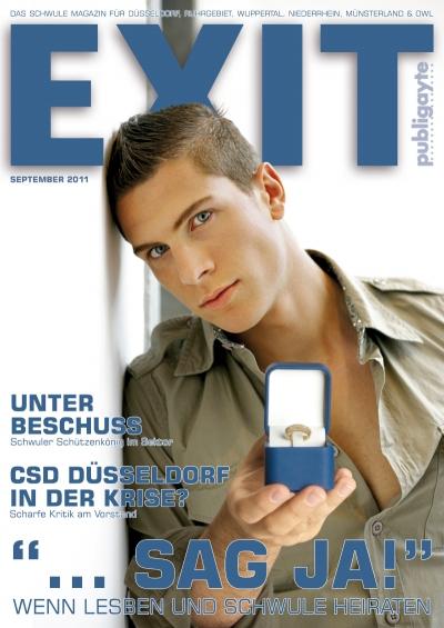 Cover EXIT 09.11 / Foto: Fotolia