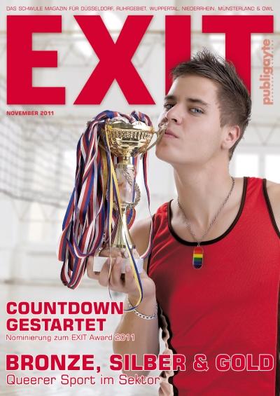 Cover EXIT 11.11 / Foto: Fotolia