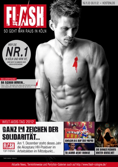Cover FLASH 16.-30.11.12