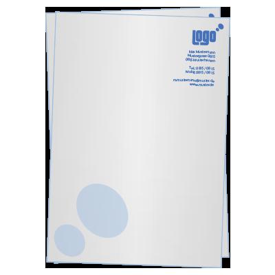 AmannDesign Werbeagentur: Briefbogen