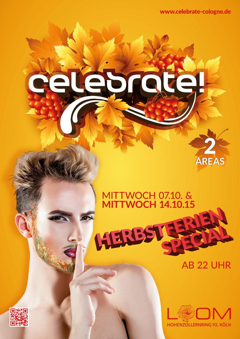 celebrate! Herbst 2015