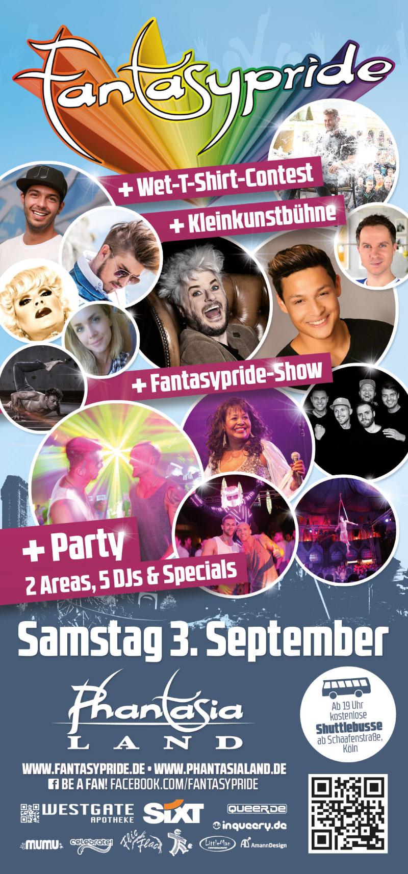 Fantasypride 2016 Flyer DIN Lang hinten