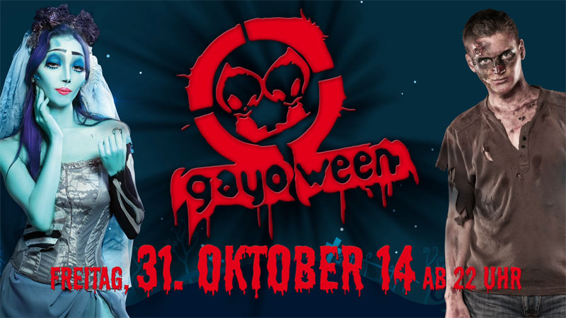 GAYOWEEN Video 2014