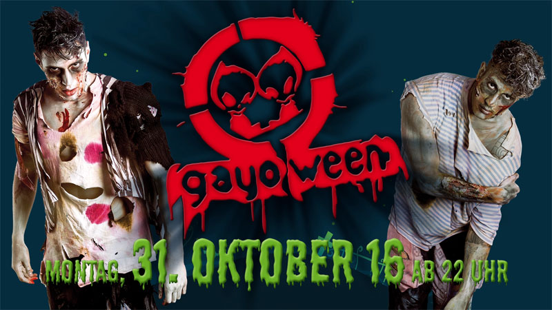 GAYOWEEN Video 2016