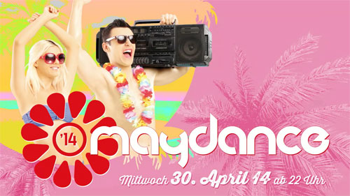 MAYDANCE 2014 Screenwerbung