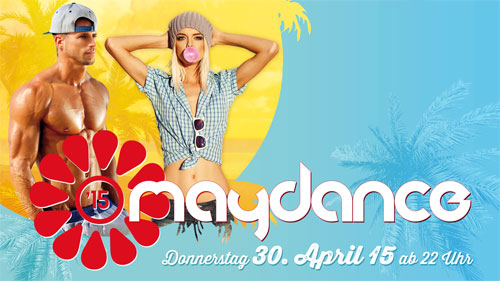 MAYDANCE 2015 Screenwerbung