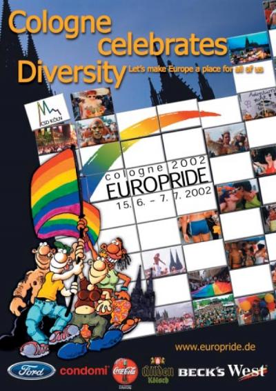 Europride Programmheft 2002