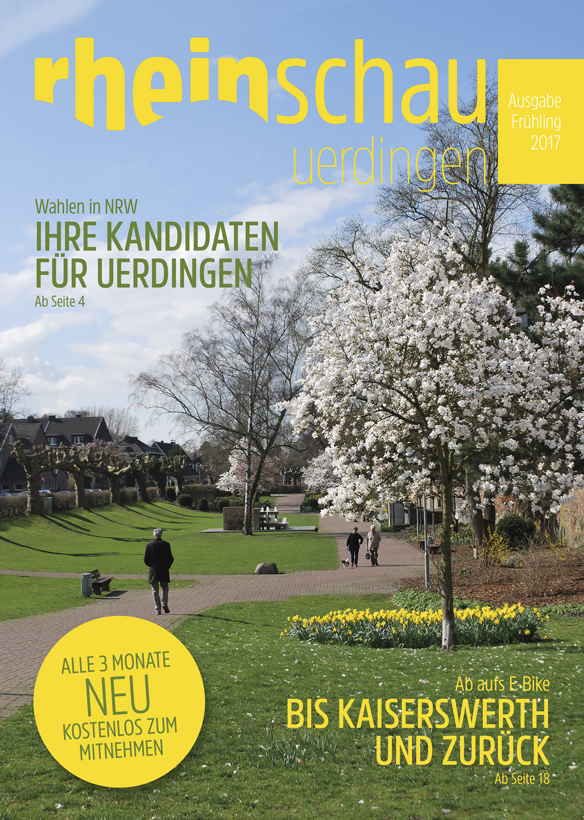 Cover Frühling 2017
