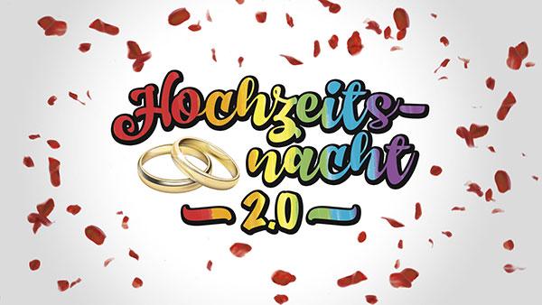 Hochzeitsnacht 2.0 30.06.18 Video