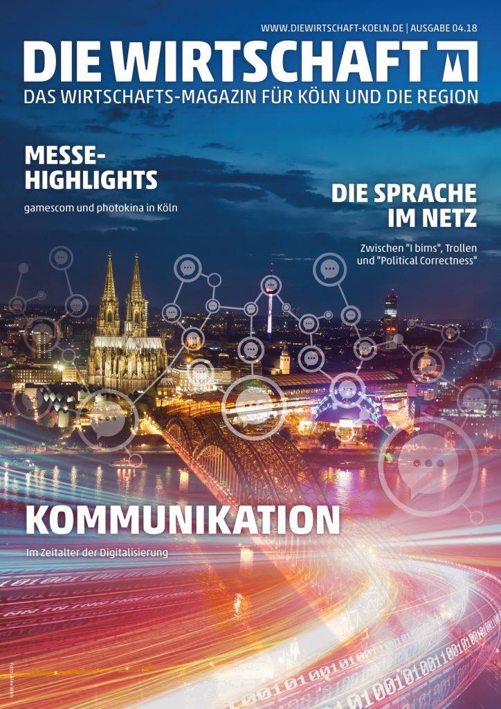 Die Wirtschaft 04.18 Cover