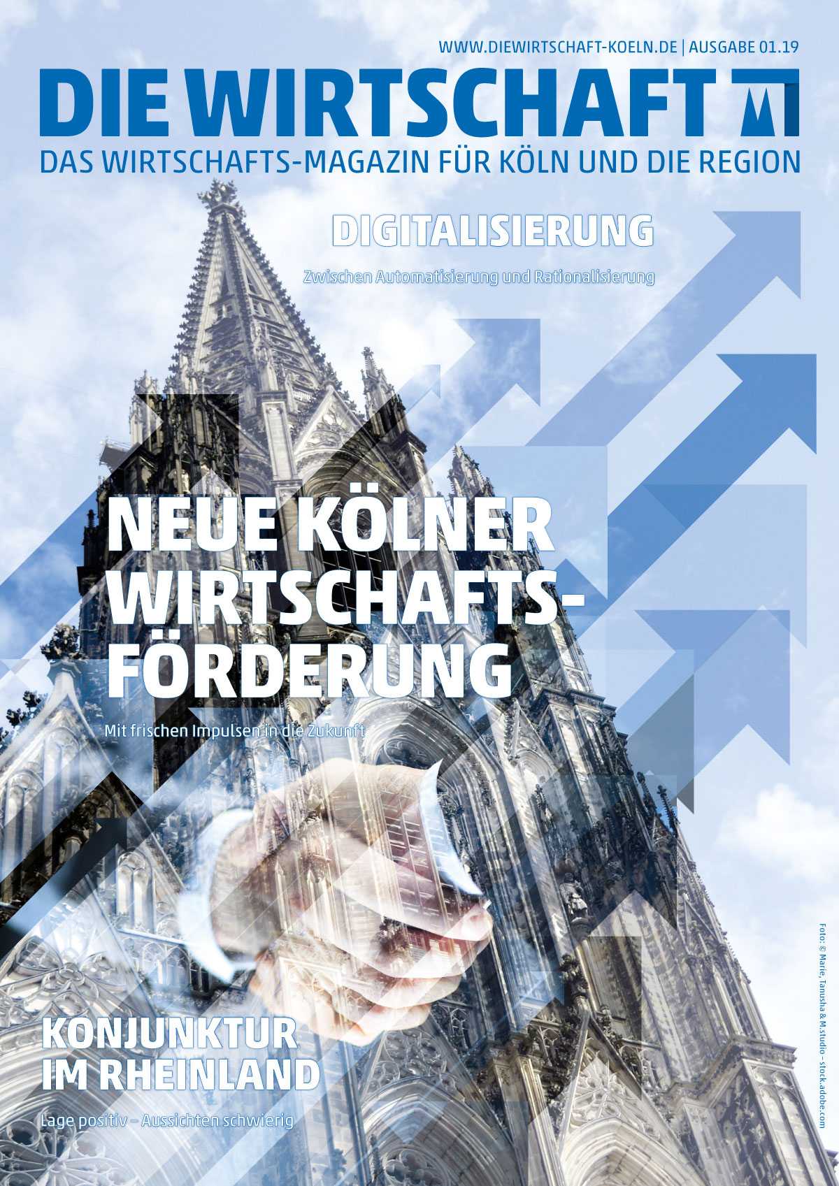 Die Wirtschaft 01.19 Cover