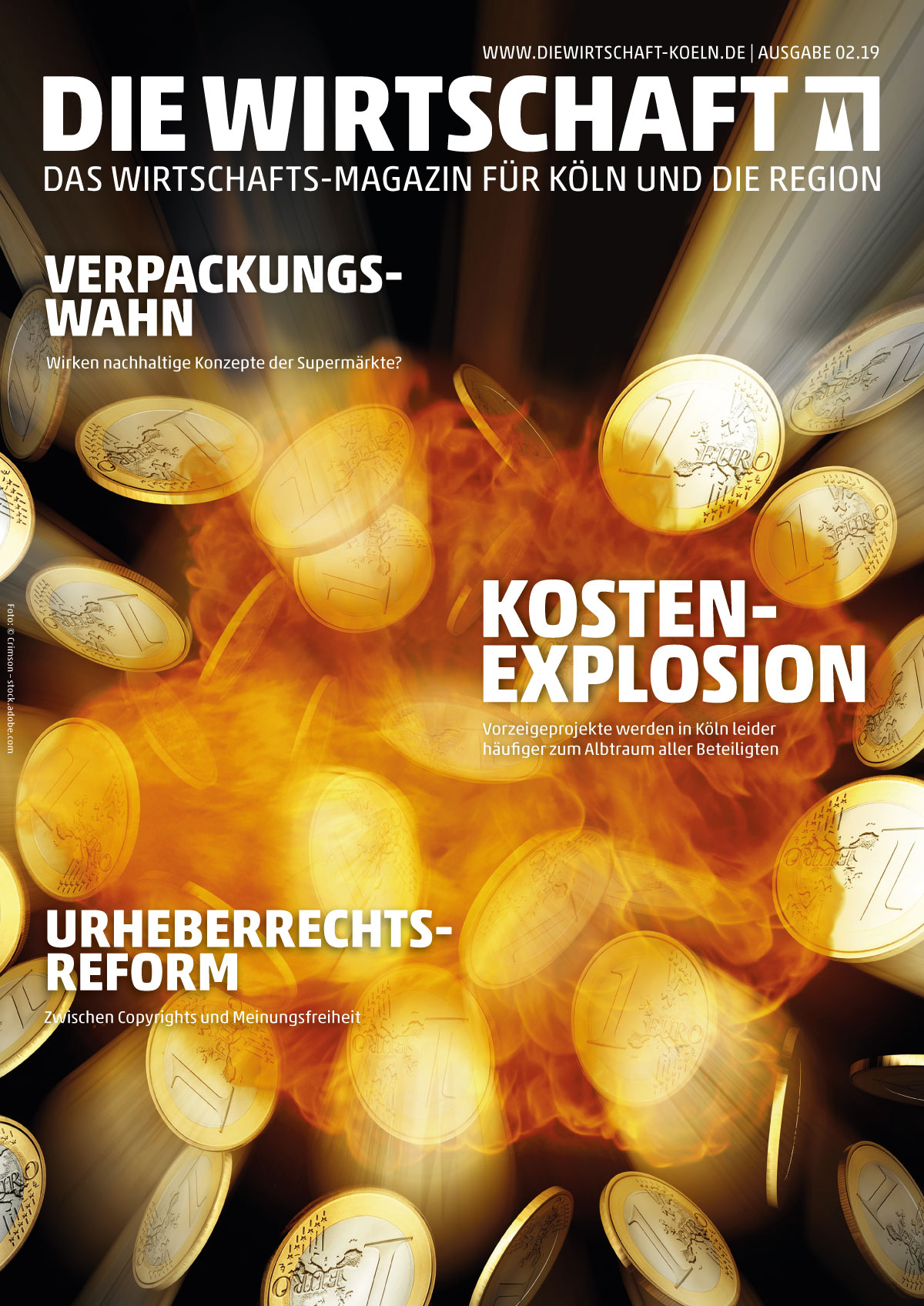 Die Wirtschaft 02.19 Cover