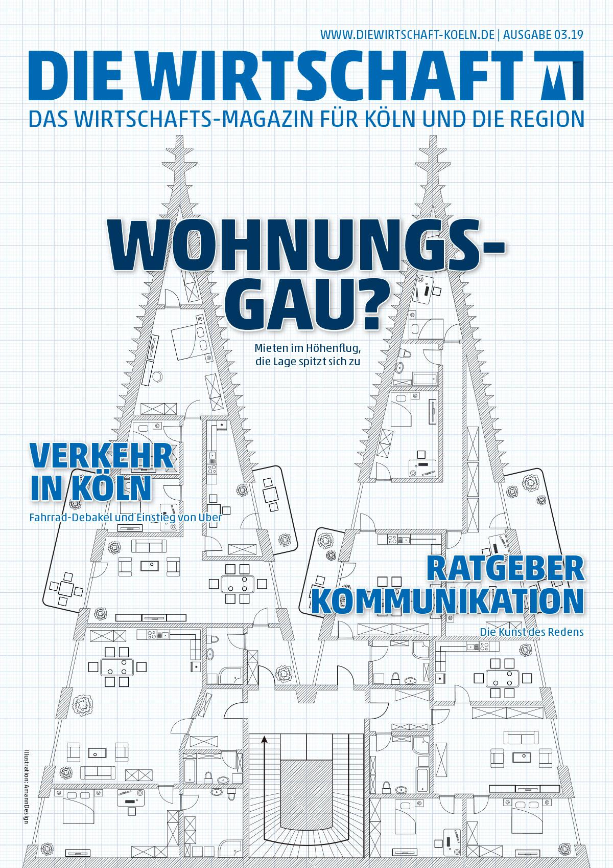 Die Wirtschaft 03.19 Cover