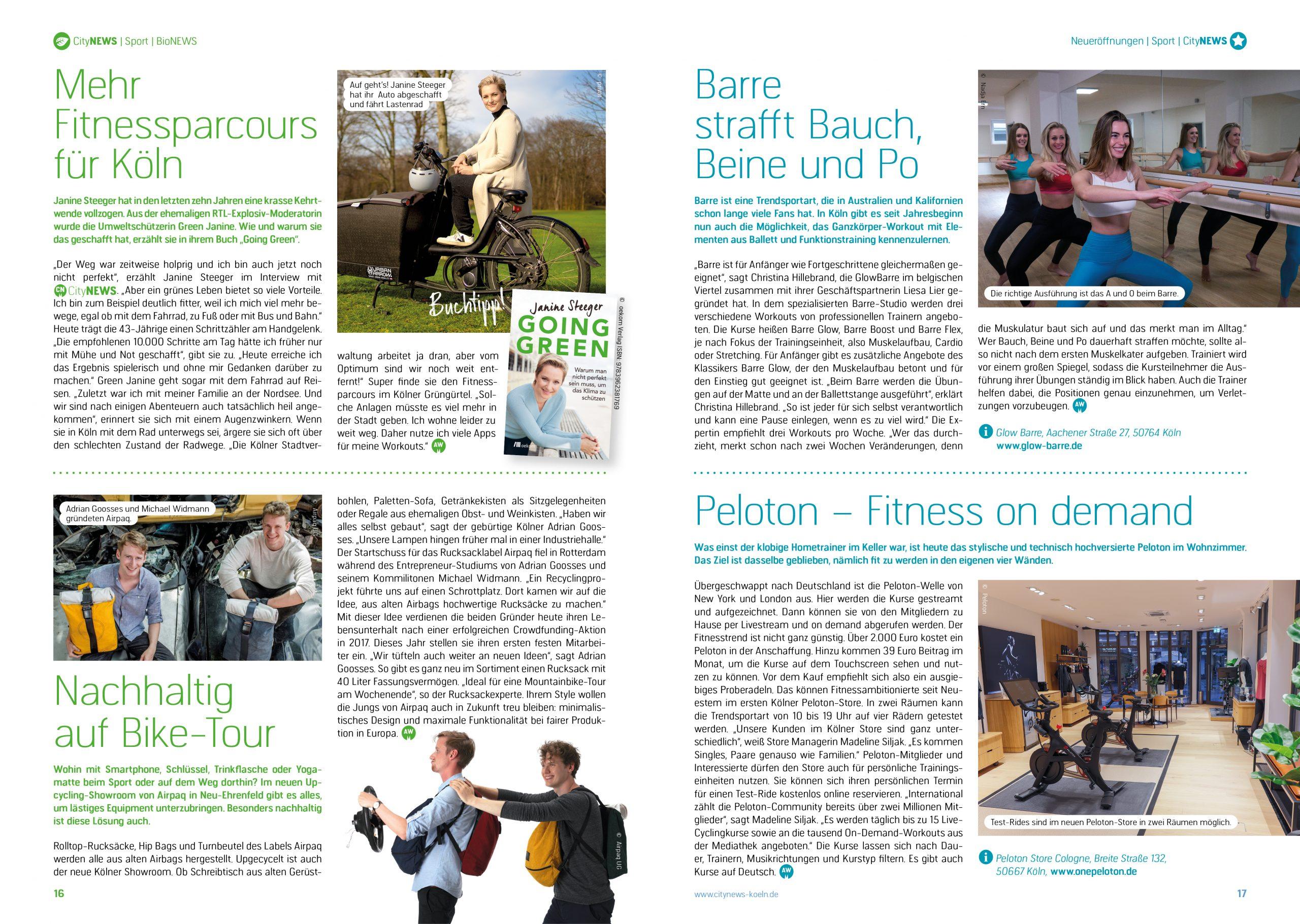 CityNEWS 01.20 Seiten 16-17